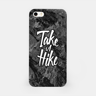 Take A Hike iPhone Case thumbnail image