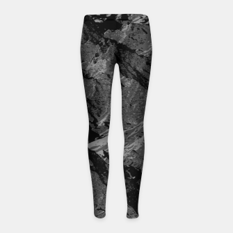 Thumbnail image of Take A Hike Girl's leggings, Live Heroes