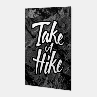Thumbnail image of Take A Hike Canvas, Live Heroes
