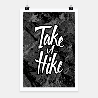Thumbnail image of Take A Hike Poster, Live Heroes