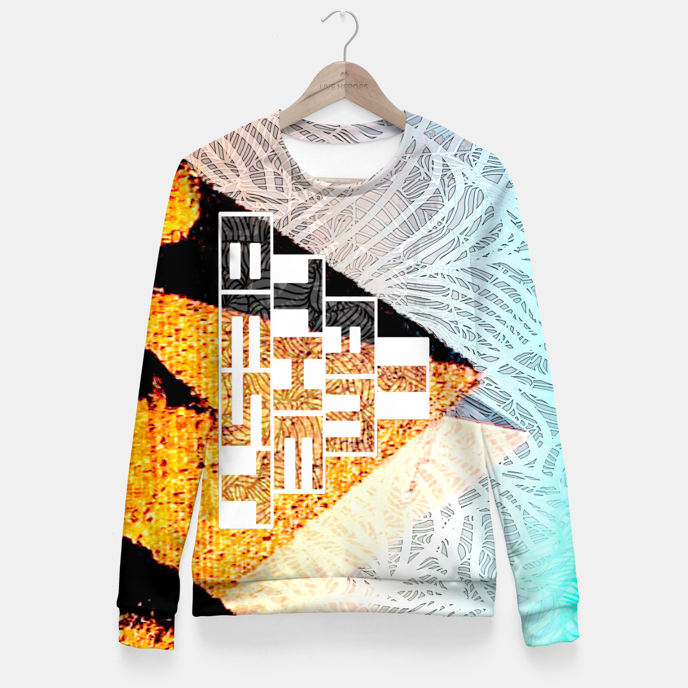 Image of best Woman cotton sweater - Live Heroes