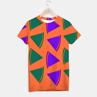 Miniature de image de Design tshirt with Lemon blocks Orange, Live Heroes