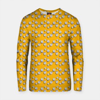 Thumbnail image of No Simple Yellow Cotton sweater, Live Heroes