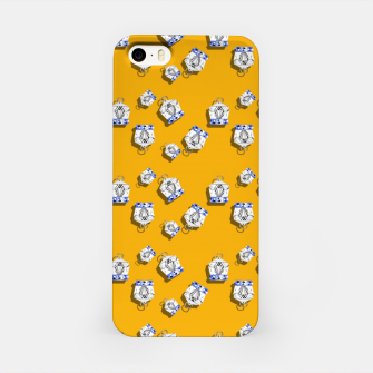 Thumbnail image of No Simple Yellow iPhone Case, Live Heroes