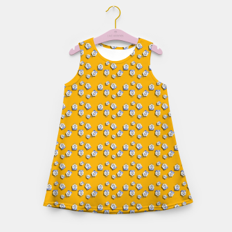 Thumbnail image of No Simple Yellow Girl's summer dress, Live Heroes