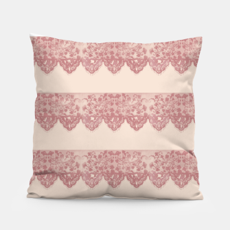 Thumbnail image of Sweet Lace Pillow, Live Heroes