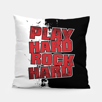 Thumbnail image of Play Hard Rock Hard Pillow, Live Heroes