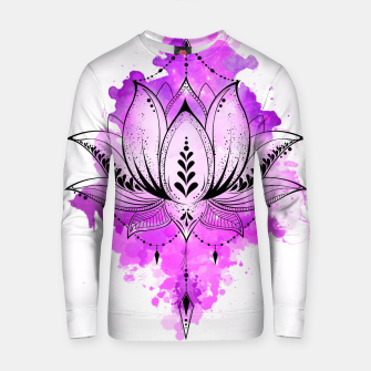 Thumbnail image of Mother Lotus Sudadera de algodón, Live Heroes