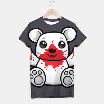 Miniature de image de Polar Bear Cub First Kill T-shirt, Live Heroes