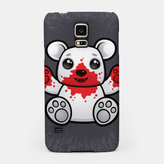 Miniaturka Polar Bear Cub First Kill Samsung Case, Live Heroes