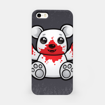 Thumbnail image of Polar Bear Cub First Kill iPhone Case, Live Heroes