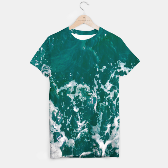 Miniature de image de Emerald waters T-shirt, Live Heroes