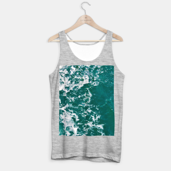 Thumbnail image of Emerald waters Tank Top regular, Live Heroes