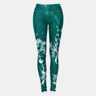 Imagen en miniatura de Emerald waters Leggings, Live Heroes
