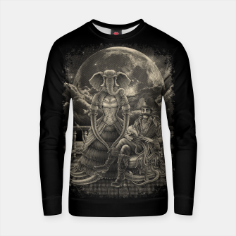 Thumbnail image of Winya No. 119 Cotton sweater, Live Heroes