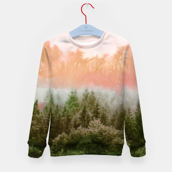 Miniature de image de Forest Sound Kid's sweater, Live Heroes