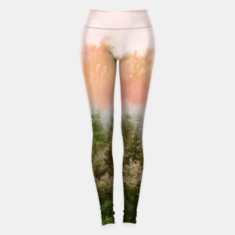 Miniaturka Forest Sound Leggings, Live Heroes