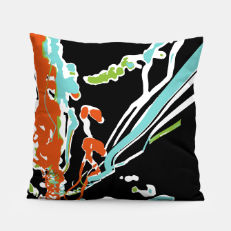 Miniature de image de Multicolor Abstract Design Pillow, Live Heroes