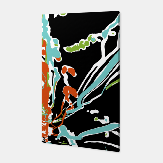 Thumbnail image of Multicolor Abstract Design Canvas, Live Heroes