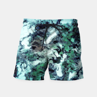 Miniatur Iced water Swim Shorts, Live Heroes