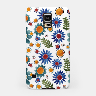 Thumbnail image of Floral garden Samsung Case, Live Heroes