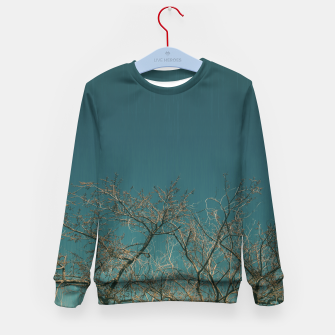 Miniature de image de Tree branches Kid's sweater, Live Heroes