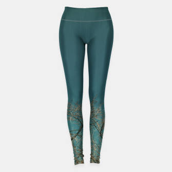 Miniaturka Tree branches Leggings, Live Heroes