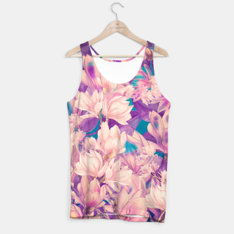 Thumbnail image of mangolia flowers Tank Top, Live Heroes