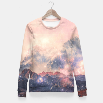 Fallenstar Woman cotton sweater miniature