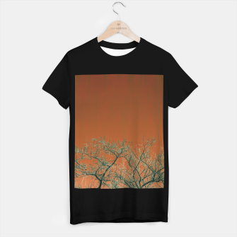 Miniaturka Tree branches 2 T-shirt regular, Live Heroes