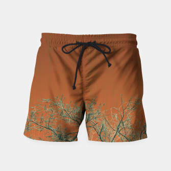 Miniaturka Tree branches 2 Swim Shorts, Live Heroes