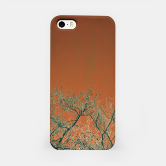 Miniaturka Tree branches 2 iPhone Case, Live Heroes