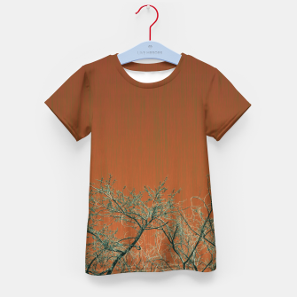 Miniaturka Tree branches 2 Kid's t-shirt, Live Heroes