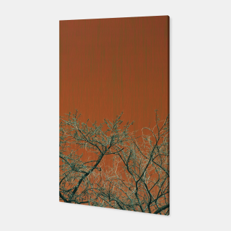 Miniaturka Tree branches 2 Canvas, Live Heroes