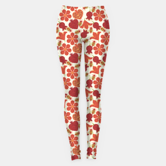 Imagen en miniatura de Pomegranate Honey Leggings, Live Heroes