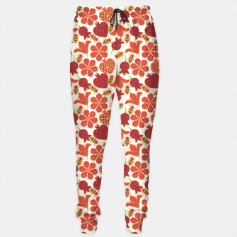 Imagen en miniatura de Pomegranate Honey Cotton sweatpants, Live Heroes