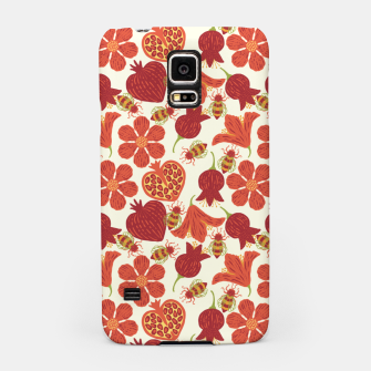 Pomegranate Honey Samsung Case imagen en miniatura