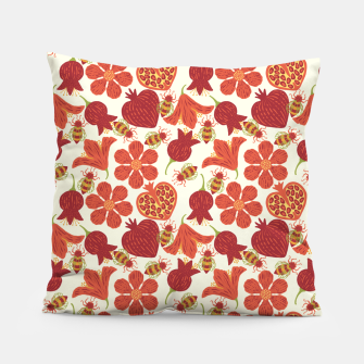 Imagen en miniatura de Pomegranate Honey Pillow, Live Heroes