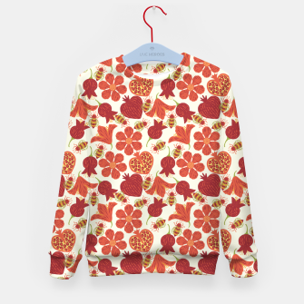 Imagen en miniatura de Pomegranate Honey Kid's sweater, Live Heroes