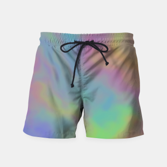 Thumbnail image of Mirage of Dreams Swim Shorts, Live Heroes