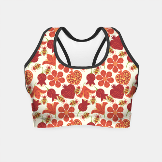 Imagen en miniatura de Pomegranate Honey Crop Top, Live Heroes
