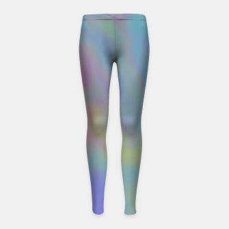 Thumbnail image of Mirage of Dreams Girl's leggings, Live Heroes