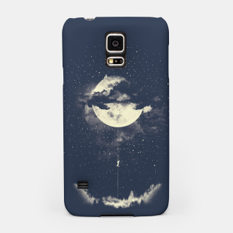 Thumbnail image of MOON CLIMBING Samsung Case, Live Heroes