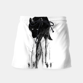 GOOD WOLF HUNTING Swim Shorts thumbnail image