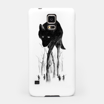 Thumbnail image of GOOD WOLF HUNTING Samsung Case, Live Heroes