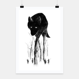 GOOD WOLF HUNTING Poster thumbnail image