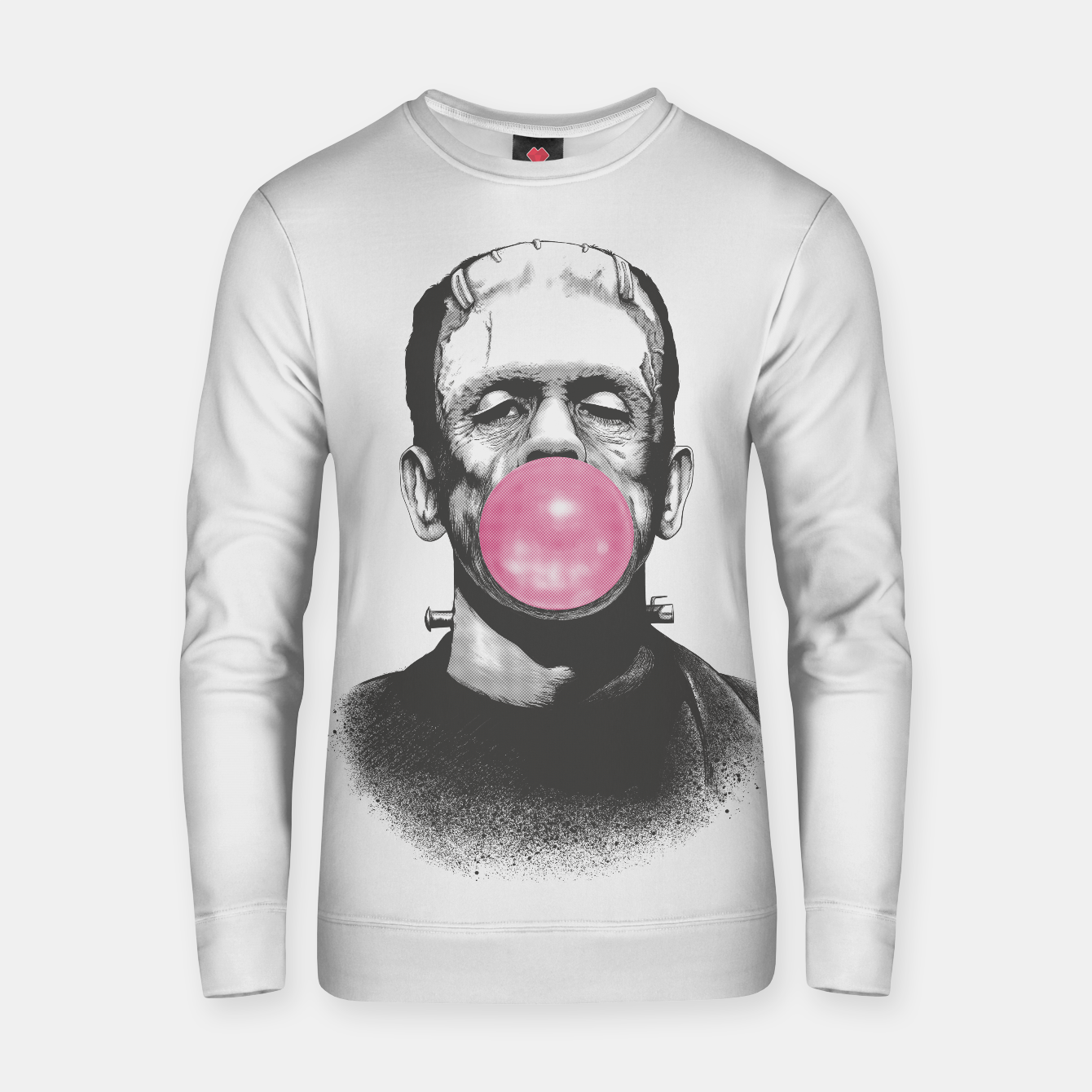 Image de FRANKIE GOES TO HOLLYWOOD Cotton sweater - Live Heroes