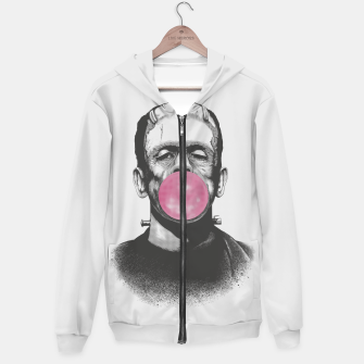 Thumbnail image of FRANKIE GOES TO HOLLYWOOD Cotton zip up hoodie, Live Heroes