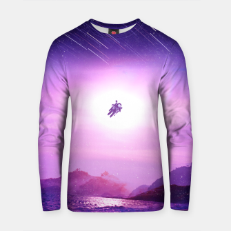 Thumbnail image of Spaceman Cotton sweater, Live Heroes