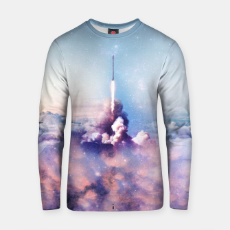 Miniatur My rockets are your rockets Cotton sweater, Live Heroes